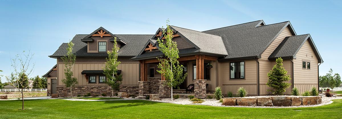 Custom Home Builders Billings Mt Kisling Quality Builders